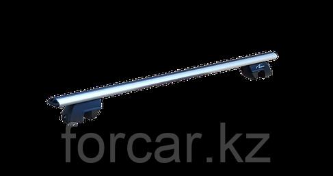 Комплект поперечин (дуг) на стандартные рейлинги LUX РА (Россия) аэродинамический профиль шириной 53 мм, фото 2