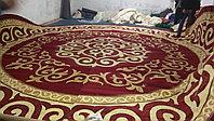 Ковры с казахскими орнаментами