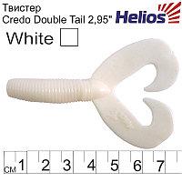 """Твистер Helios Credo Double Tail 2,95""""/7,5 см"""