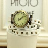 Женские ретро-часы с длинным ремешком, фото 3