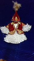 """Национальный костюм девочек для обряда """"Тұсаукесер"""""""