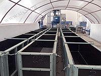 Мини завод пенобетона, производство пеноблока в Павлодаре