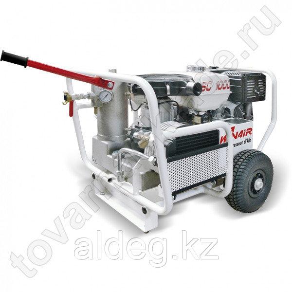Бензиновый компрессор ECO 1000 HDE WinAir 1м3/мин 7(8) бар