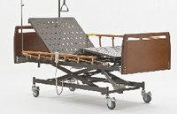 Четырехсекционная кровать с электроприводом, серия Домашний уход DB-6 WOOD (Дельта-6), фото 1