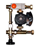 Модуль подмешивающий Isotherm Watts, для теплого пола