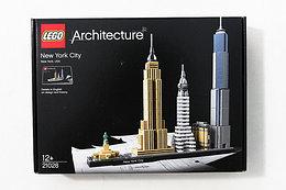 21028 Lego Architecture Нью-Йорк, Лего Архитектура