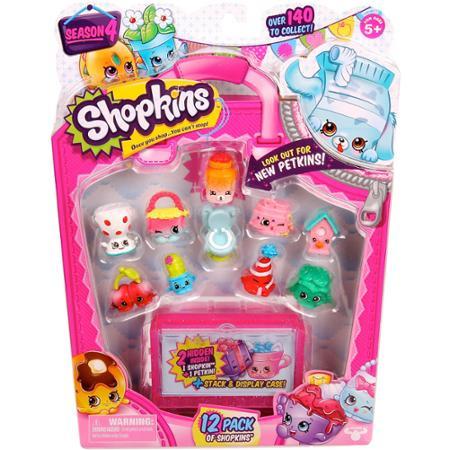 Shopkins, Шопкинс (4 сезон) 12 игрушек в упаковке
