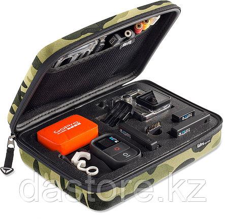 GoPro Кейс SP 52036 (POV Case для GoPro, цвет комуфляж, размер S), фото 2