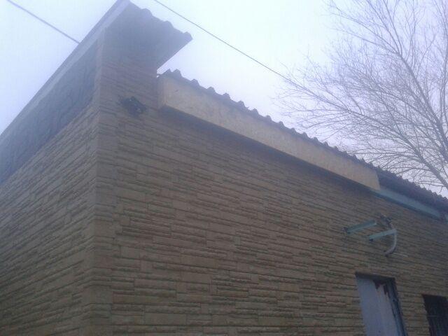 Обновление фасада магазина.