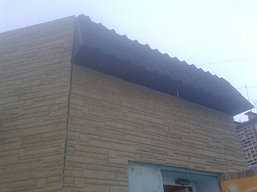 Обновление фасада магазина. 2