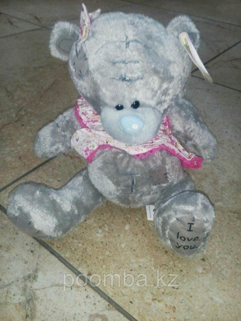 Мягкая игрушка Me to You мишка тедди в розовом платье 19 см