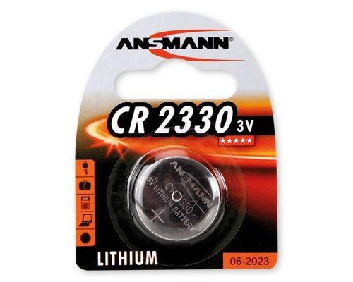 Батарея ANSMANN CR 2330  3v(CR2330)