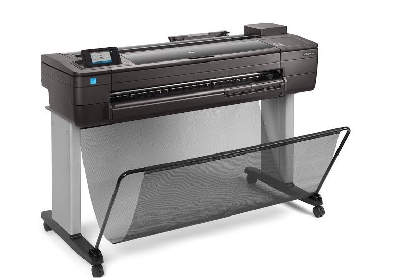 HP F9A29A Плоттер DesignJet T730 36in Printer (A0/914 mm)
