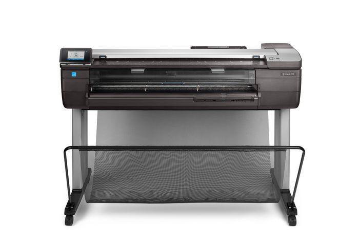 HP F9A30A Плоттер DesignJet T830 36in MFP Printer (A0/914 mm)