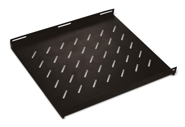 ELEMENT полка стационарная, для шкафов глубиной 600мм, цвет черный