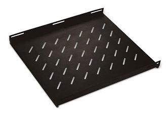 ELEMENT полка стационарная, для шкафов глубиной 450мм, цвет черный