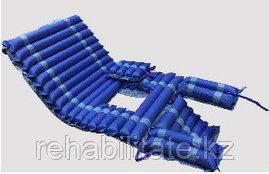 Бесшумный противопролежневый трубчатый матрас отверстием для туалета и доп.секцией для кроватей Е-45, YG-6, КМ