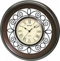 Настенные часы RHYTHM CMG414NR06 (Brown)