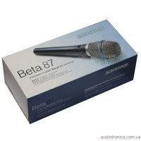 Микрофон SHURE Beta 87