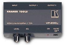Линейный усилитель-распределитель VGA/XGA