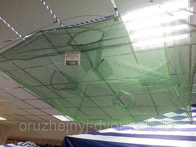 Раколовка квадратная закрытая большая 100см