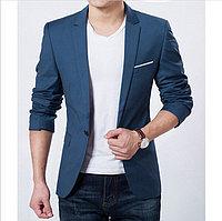 Мужской пиджак на заказ(ткань Business)