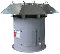 Крышный вентилятор подпора воздуха серии ВОП
