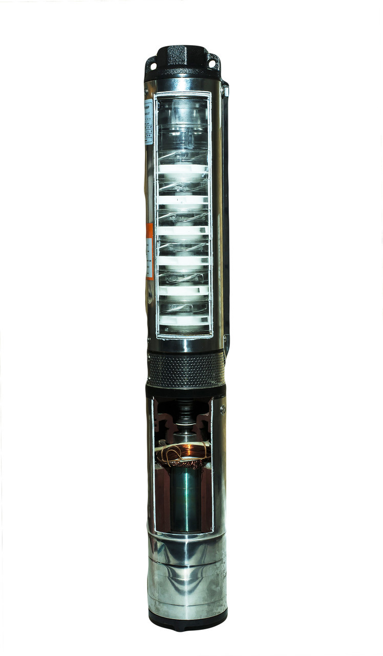 Скважинный винтовой насос SHIMGE QGYD1,2-100-0,55 160м, 1,8м3/ч