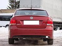 Козырек на заднее стекло VW Polo Sedan 2010+, фото 1
