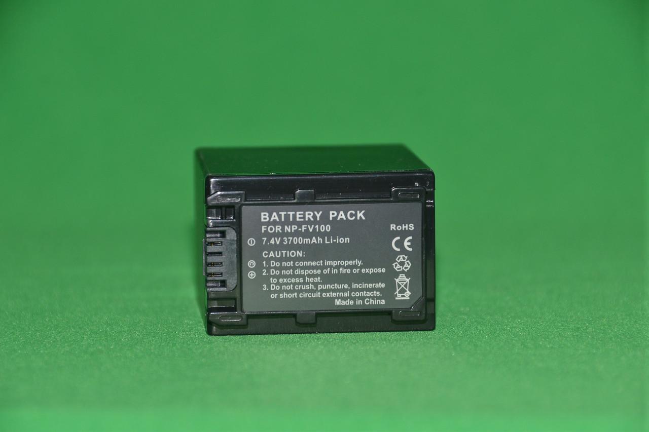 Аккумулятор Sony NP-FV100 (DOСA)