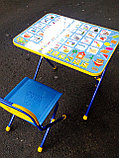 "Стол со стульчиком ""Ника"" Азбука, фото 2"