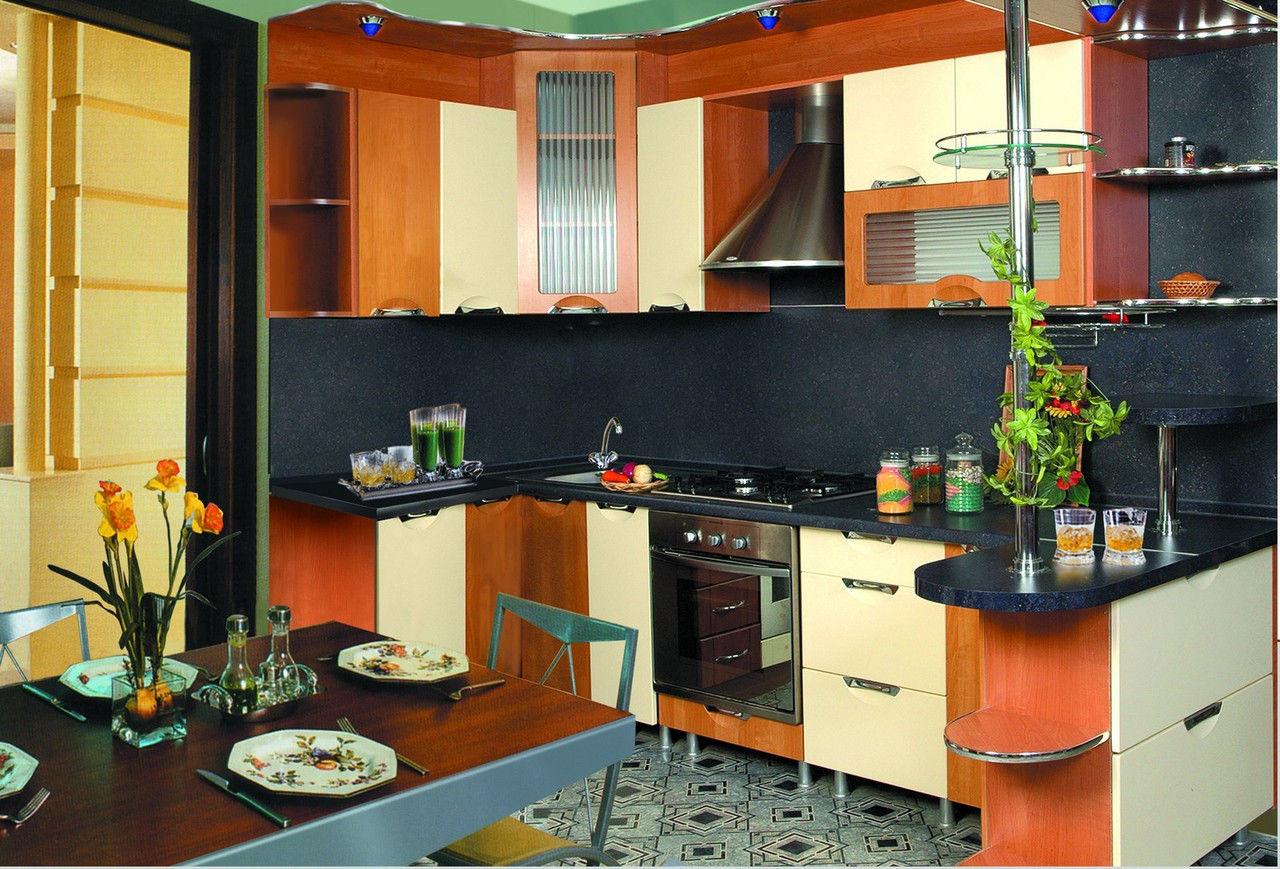 Гарнитуры для маленьких кухонь в Алматы