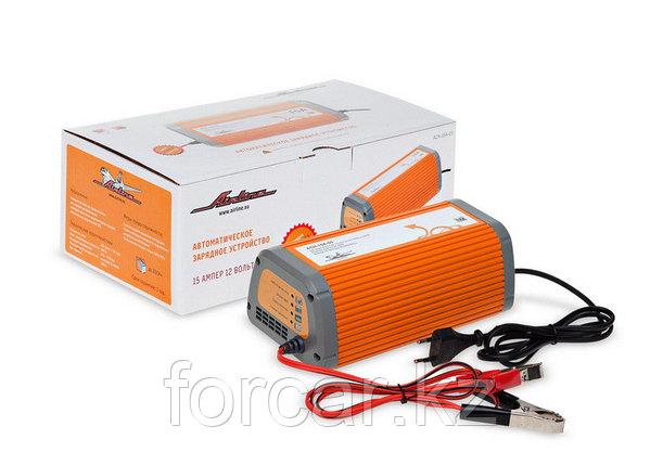Зарядное устройство 12В, 15А, фото 2