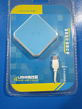 "USB HUB  ""Galdor"" 4 port, UH 808, (480 Mbps, USB 2.0, 1m), Алматы"