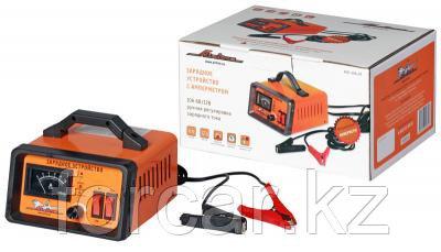 Зарядное устройство 0-10А 6В/12В, амперметр, ручная регулировка зарядного тока, импульсное, фото 2