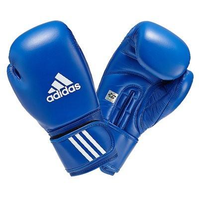 Боксерские перчатки (синий)