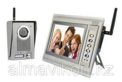 DIMANSI 709CW  безпроводной видео домофон