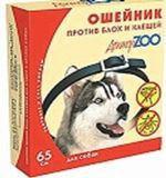 Доктор ЗОО антипаразитарный ошейник для собак, 65 см