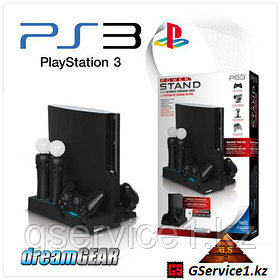 Power Stand for PS3 Slim & PS3 Move
