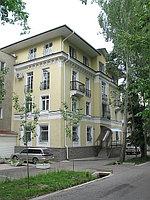 Надстройка из ЛСТК над жилым домом в г. Алматы по ул. Кабанбай Батыра уг. Тулебаева