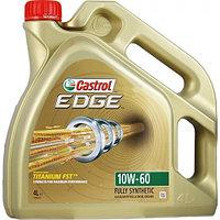 Моторное масло CASTROL EDGE 10W60 SN/CF 4L