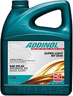 Моторное масло ADDINOL Super Light MV 0546