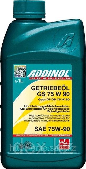 Трансмиссионное масло ADDINOL Getriebeol GH  SAE 75W90