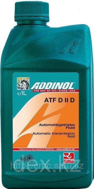Трансмиссионное масло ADDINOL ATF D II D