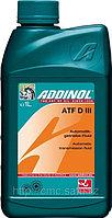 Трансмиссионное масло ADDINOL ATF D III