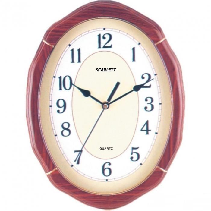 Часы настенные Scarlett SC-55FN
