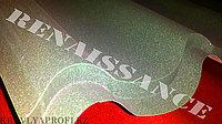 Металлочерепица крона 3D СанМат 0,45Ral 6005 Зеленый
