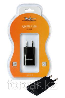 Адаптер USB 1A 220В, фото 2
