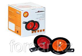 Сигнал дисковый 110мм 315/415Гц 118дБ 12В комплект