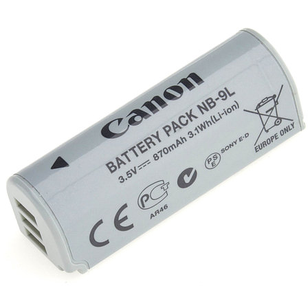 Аккумулятор CANON NB-9L, фото 2